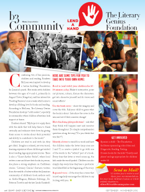 b3 Community - Literary Genius Foundation