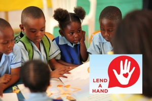 Lend a Hand - b3 Community - Feature